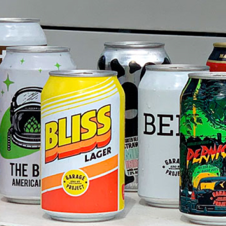 THE 10 COOLEST TINNIES